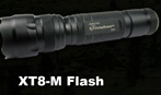 ExtremeBeam XT8 M Flash ProRanger Tactical LED Light